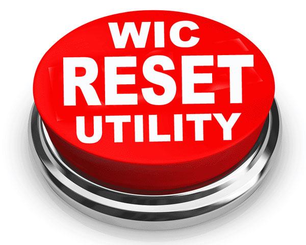 نرم افزار WIC Reset Utility