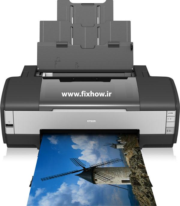 فایل ریست پرینتر اپسون Epson Stylus Photo 1410